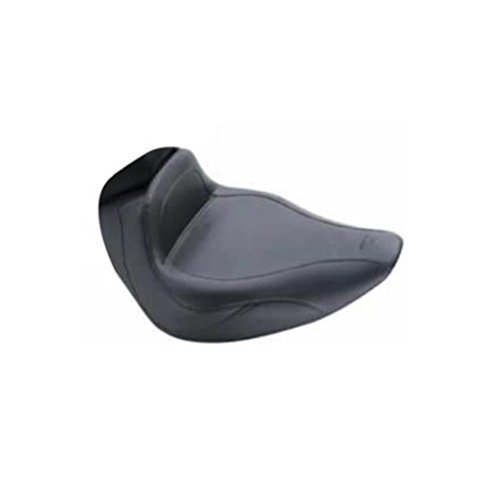 Mustang Vintage Sport Solo Seat for Harley Davidson 2006-14 Softail models with 200mm. tire