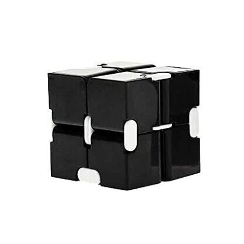 XZMAN Unendlichkeitswürfel, Infinity Cube Fidget Toys Für Kinder Und Erwachsene, Stress Und Angst Relief Cool Hand Mini Kill Time Spielzeug Unendlicher Cube Für Kinder Ab 8 Jahren