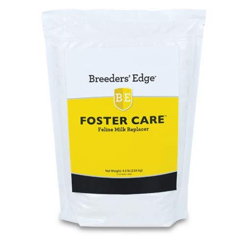 Revival Animal Health Breeders' Edge Foster Care Feline- Powdered Milk Replacer- for Kittens & Cats-...