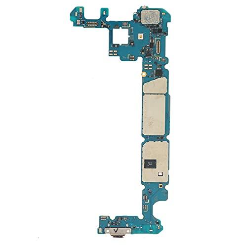 Annadue Haupt-Motherboard,PCB Ersatzmotherboard,Ersetzen Sie das Entsperrte Logik Motherboard mit Genauem und Exaktem Schneiden für Samsung A720F Single Card 32GB(A720F)