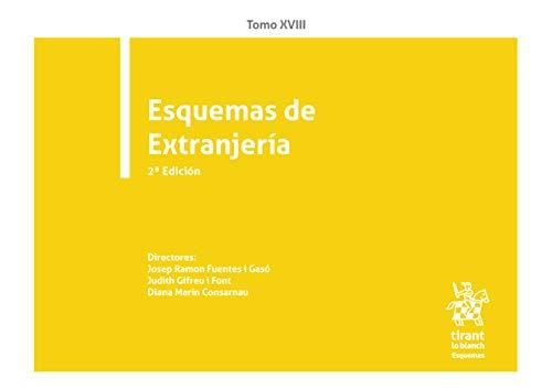 Tomo XVIII Esquemas De Extranjería 2ª Edición 2021