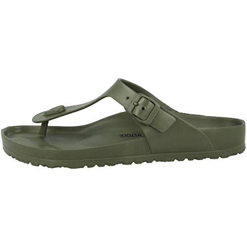 Birkenstock Unisex Sandal, Dark Green, 9.5 US Women
