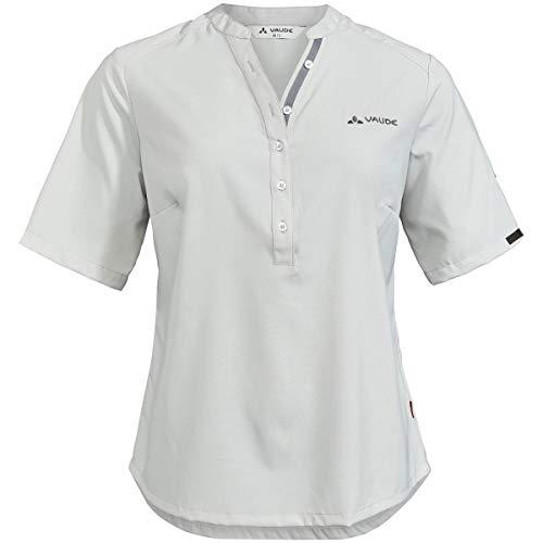 VAUDE Women's Turifo Shirt II Blouse Femme Moonstone FR: M (Taille Fabricant: 40)