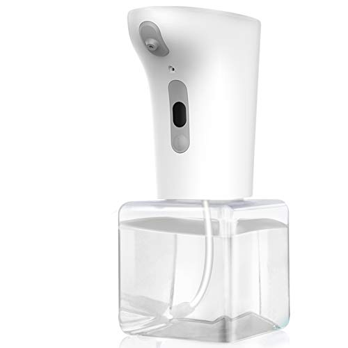 55% off Automatic Foaming Soap Dispenser Use Promo Code: EUE874C4  Works on both options with no quantity limit 2