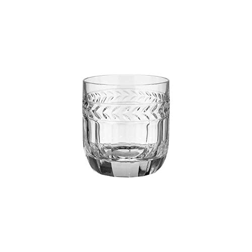 Villeroy & Boch Miss Desiree Vaso de whisky, 320 ml, Cristal, Transparente