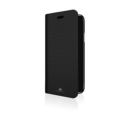 Hama Black Rock Schutzhülle The Standard (für Apple iPhone 11 Pro, schlankes Design, Kunststoff, perfekter Schutz, 180° oder 360° Schutz, Magnetverschluss) schwarz