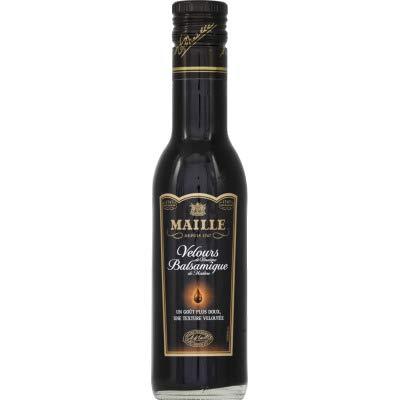 Maille Velours de vinaigre balsamique de Modène -...