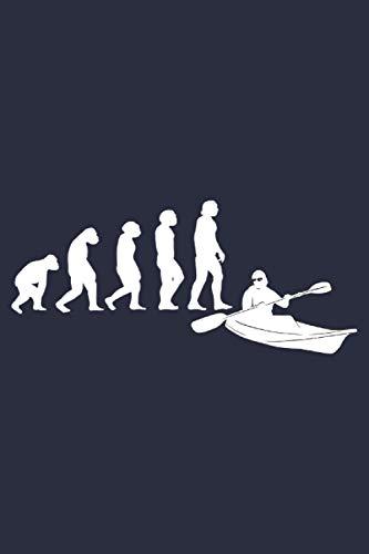 Kalender 2021 - 2022 KAJAK KANU RAFTING PADDEL BOOT Wassersport Kajakfahrer EVOLUTION KAYAK: 01.01.2021 - 31.12. 2022 Kalender A5 ( 6
