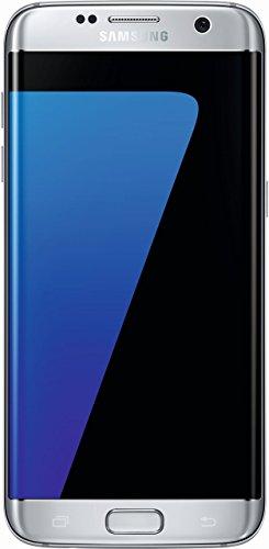 Samsung Galaxy S7 Edge (SM-G935F) - 32 GB - Silber (Generalüberholt)