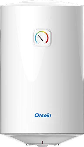 Otsein - OHTC30 - Termo eléctrico - Instalación Vertical - Capacidad: 30 Litros - Hogares pequeños - Dimensiones Producto: 340 x 594 mm