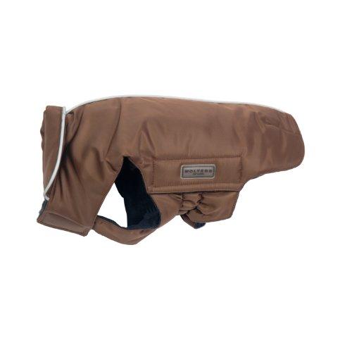 Wolters Cat&Dog 49714 Outdoorjacke Jack für Mops&Co. 38 cm, braun