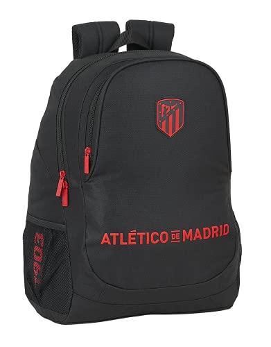 safta Mochila Escolar de Atlético de Madrid Corporativa, 320x160x440 mm