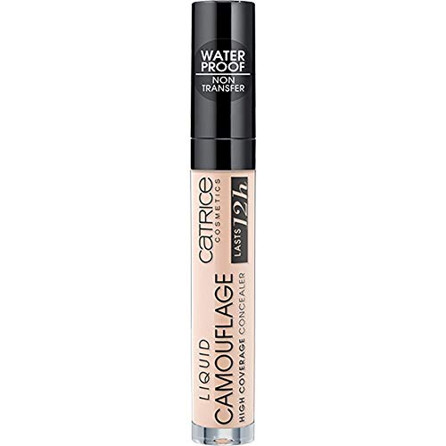 Catrice Liquid Camouflage High Coverage Concealer 010-3er Pack