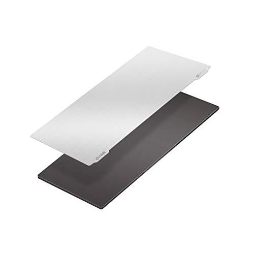 3D Drucker Plattform,135 X 80 Mm DLPSLA/Light Curing Spring Steel Plate,Light Curing LCD Photosensitive Resin Platform Magnetic Steel Magnetic Steel Panel