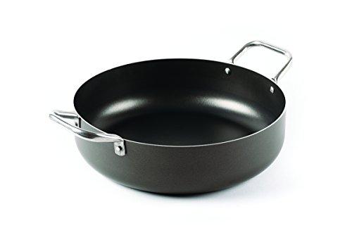Domo Enjoy Cooking D94TE3200 - Cazuela antiadherente, aluminio