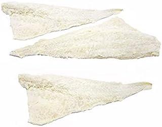 Baccala Prime Cod Fillets - (Portuguese Cure) Wild Caught - North Atlantic 3 Lbs