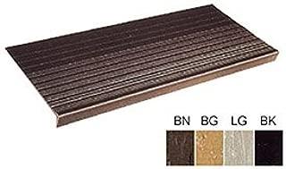 Brown Vinyl Tread Rib Pattern 48