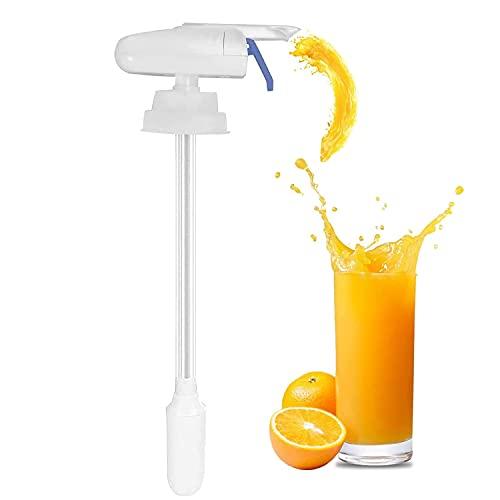 DERMASENS Magic Automatic Drink Dispenser, Portable Drink Dispenser Automatic Drink Straw, Automatic Milk Dispenser,Hands-Free,Prevent Milk and Beer from Overflowing (1 Pcs)