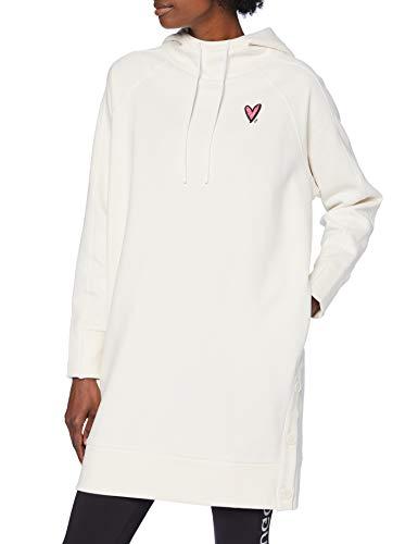 BOSS Damen C_Ediree 10220940 01 Kleid, Open White118, S