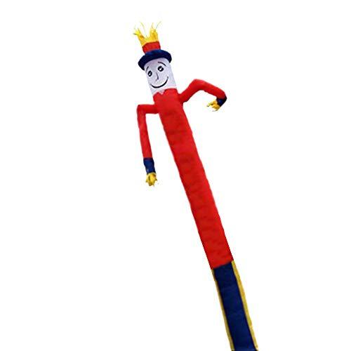 HXY 23 ft Air aufblasbare Tube Man Tänzer, wasserdichter beweglicher Rocker Werbung Schlauch, Geeignet für Parteien, Werbung Aktivitäten (ohne Gebläse),v