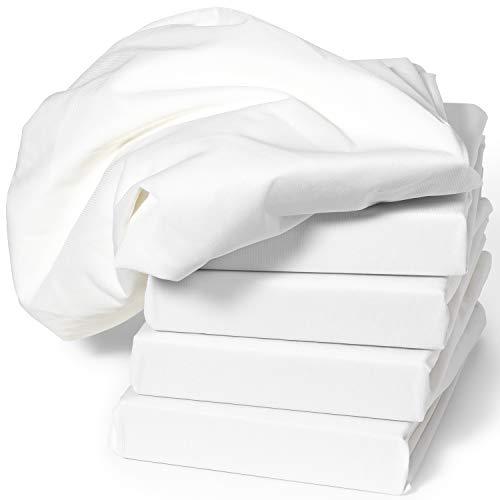Spannbezug COMFORT® für Massageliege weiß 70x190x10 cm 1 Stück PREMIUM Liegenbezug STANDARD 100 by OEKO-TEX® zertifiziert und klimaneutral ORIGINAL Dr. Güstel Waschfaserlaken