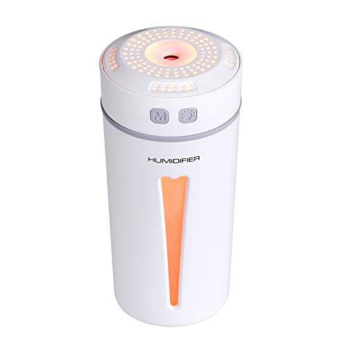 YCHSG Filtro humidificador Taza Feliz USB humidificador