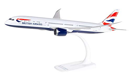 Herpa 611572 British Airways Boeing 787 – 9 DREAMLINER – G de zbka