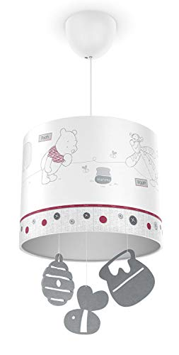 Philips Suspension Disney Winnie l'Ourson Luminaire Chambre d'Enfant