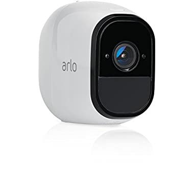 Arlo Pro Add-on Security Camera - Rechargeable Wire-Free HD Camera with Audio, Indoor/Outdoor [Existing Arlo System required], Works with Alexa (VMC4030)