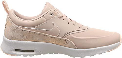 Nike Damen WMNS Air Max Thea PRM Fitnessschuhe,Mehrfarbig (Particle Beige 206), 37.5 EU