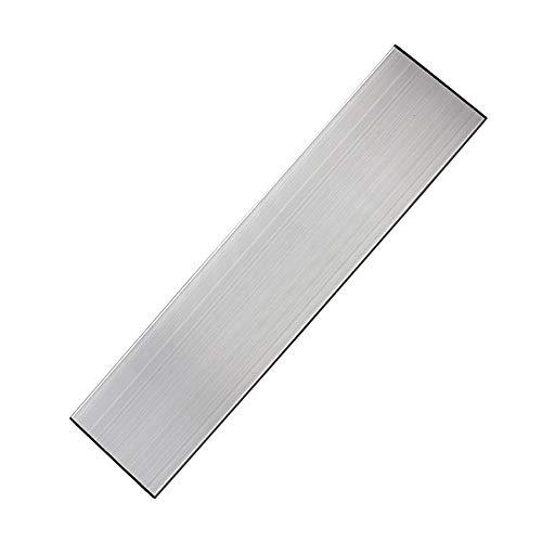 Banco Asiento Todoneumaticas de Aluminio (750 mm Largo x 200 mm Ancho x 18 mm Grosor)