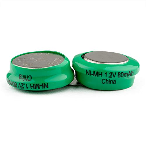 TV Ears 5.0 Rechargeable NiMH Headset Replacement Battery Replaces 40810 Fits 5.0 TV Ears Version ONLY Assembled in USA