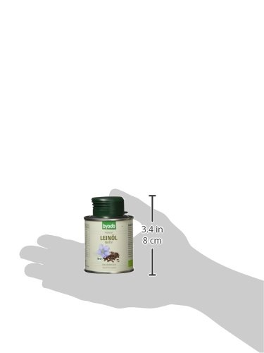 Byodo Natives Leinöl, 1er Pack (1 x 100 ml) – Bio - 3