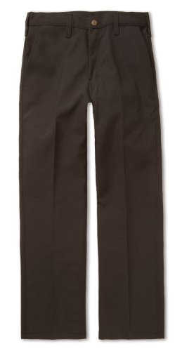 Workrite 402NX75MN28-30 Flame Resistant 7.5 oz Nomex IIIA Full-Cut Industrial Pant, 28 Waist Size, 30 Inseam, Midnight Navy