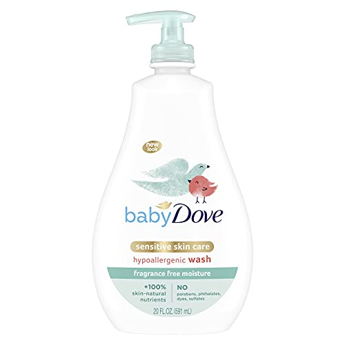 Baby Dove Tip to Toe Baby Washes Sensitive Moisture