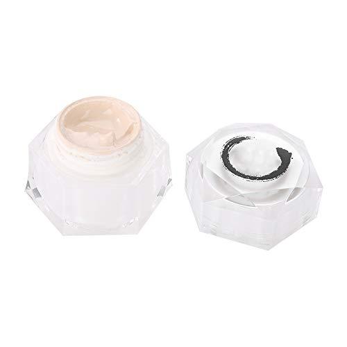 Augenbrauen Tätowierungs Pigment Entfernungs Creme, 12ml / Kasten Tätowierungs Praxis Creme Microblading Versorgungsmaterialien