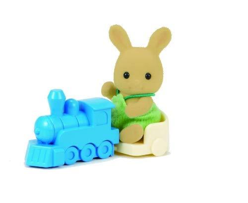 Sylvanian Family 5134 Ocher Coniglio con Treno