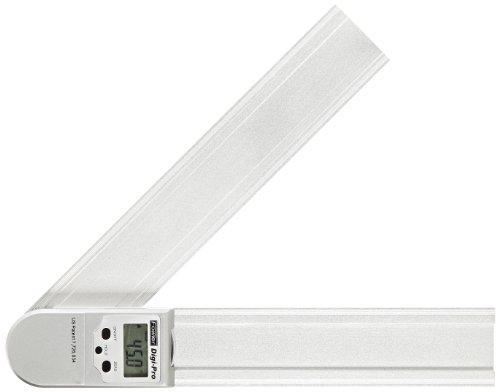 "Fowler Full Warranty 54-440-775-1 Digital-Pro Electronic Protractor, 12"" Length"