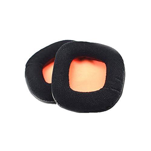 Rong Ohrpolster Kompatibel Mit P-Lantronics GameCom 780 367 377 777 Kopfhörer, Ohrpolsterkissen Für Headset-Zubehör