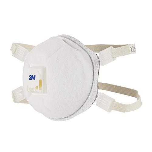 3M Schweißermaske für effektiven Schutz vor gesundheitsgefährdenden Metallstäuben, Schutzstufe FFP2, 9928C, EN-Sicherheit zertifiziert - 2
