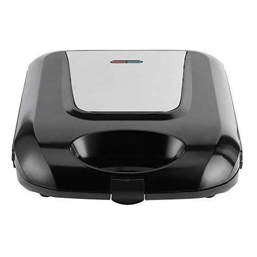 Walnuss-Keksmaschine, 1400W Doppelseitenheizung Antihaftbeschichtung Elektrische Keksmaschine 5 Minuten Schnelle Erwärmung Einfache Bedienung Elektrische Pfannkuchenmaschine für Küchenkekse Gebäck(EU)