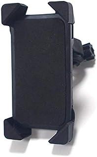 Bicycle Bike Holder for Cellphone 360 Rotating Anti-Slip Handlebar Mount Clip Adjustable Smartphone Stand Mount Bracket fo...