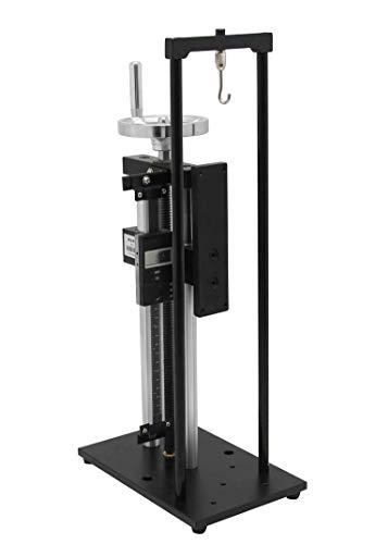 kg FM-204-200K Digital Force Gauge Push Pull Gauge Tester Meter 3 Measurement Units N lb with External Loadcell Sensor