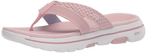 Skechers Women's Flip-Flop, Light Mauve, Numeric_11