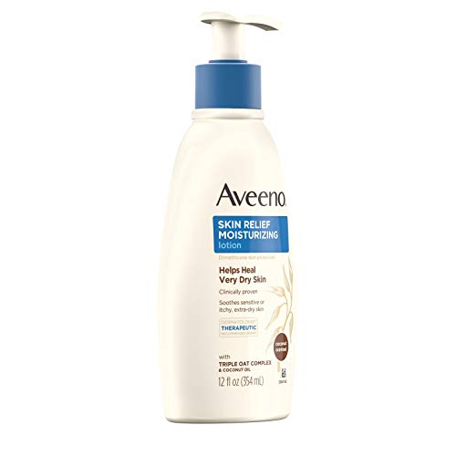 Aveeno Skin Relief Moisturizing Lotion with Coconut Scent
