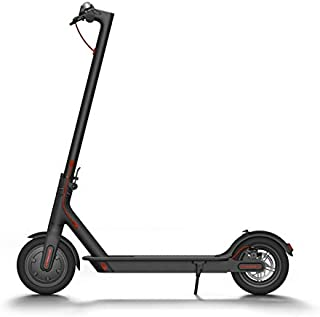 "Patin ELECTRICO Scooter CITYCROSS Negro INFINITON (Ruedas de 8,5"" inflables, Velocidad máxima 28km/h, Autonomía 15-20km, M..."