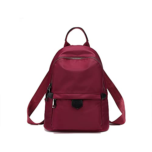 GYHJG Backpack Ladies Oxford Backpack Fashion Large-Capacity Backpack Student School Bag Travel Bag