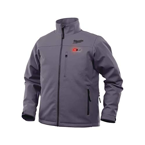Milwaukee m12hjgrey3–0(M) beheizbar grau Premium Jacke ver-0