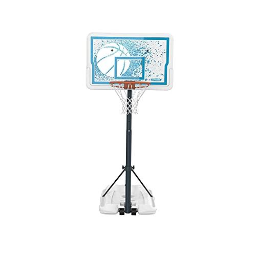 Lifetime 1301 Pool Side Basketball System, 44 Inch Backboard