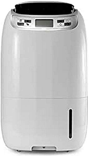 Meaco 25L ULE Platinum Ultra Low Energie-Deshumidificador (25 L), 270 W, 240 V, Blanc Avec Bordure Platine